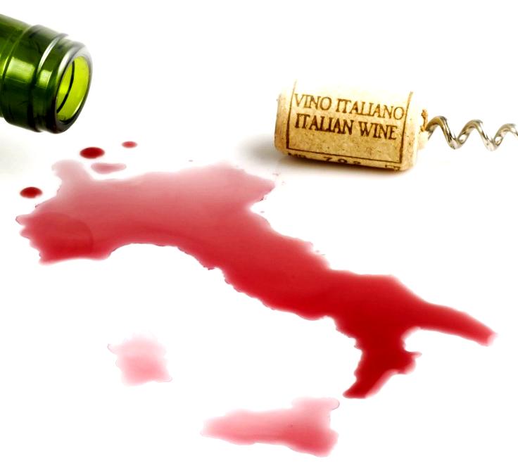 「イタリアワインとは実は…~勘違いだらけのイメージ」