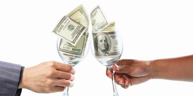 まだ美味しくないワインにお金を払いますか?